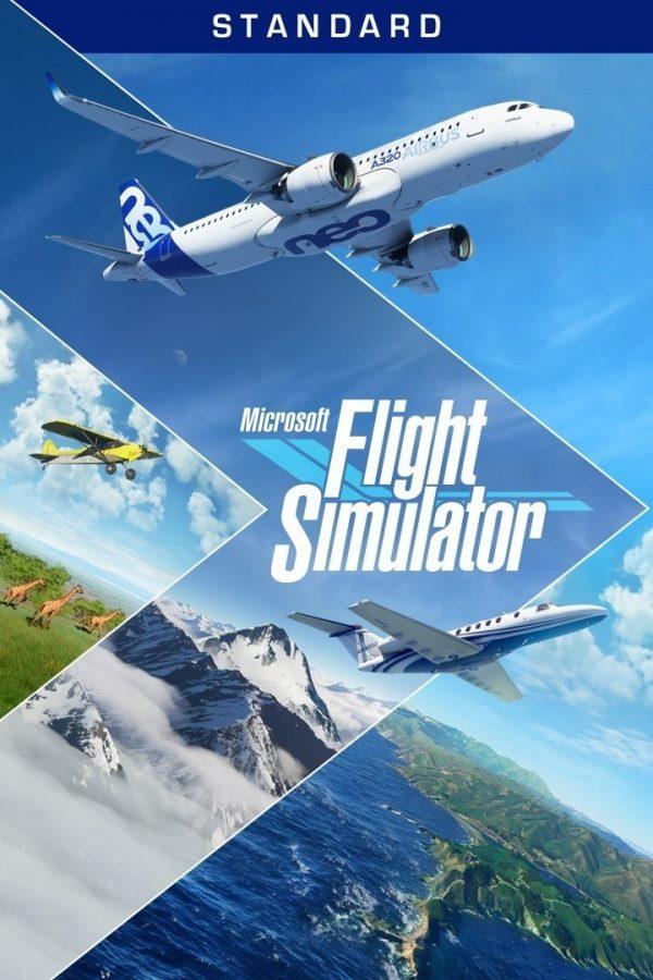 سی دی کی اریجینال Xbox Live/ویندوز 10 بازی Microsoft Flight Simulator