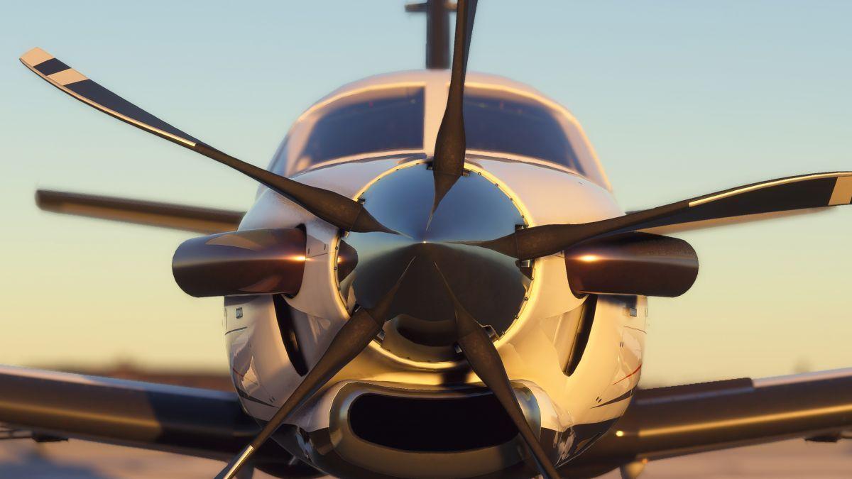 سی دی کی اریجینال Xbox Live/ویندوز10 بازی Microsoft Flight Simulator