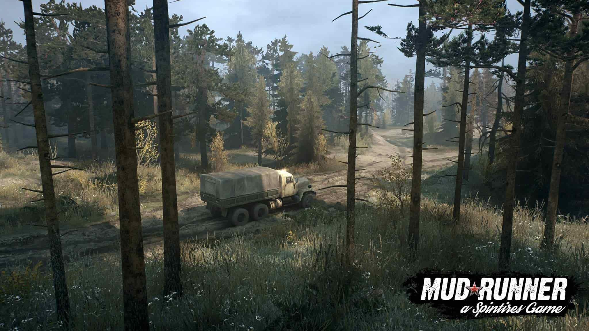 سی دی کی اریجینال استیم بازی MudRunner