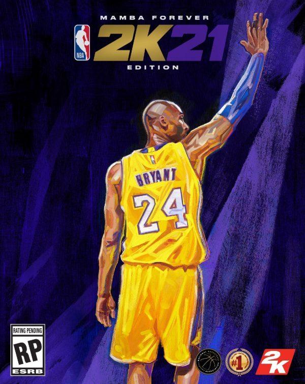سی دی کی اریجینال استیم بازی NBA 2K21 - Mamba Forever Edition