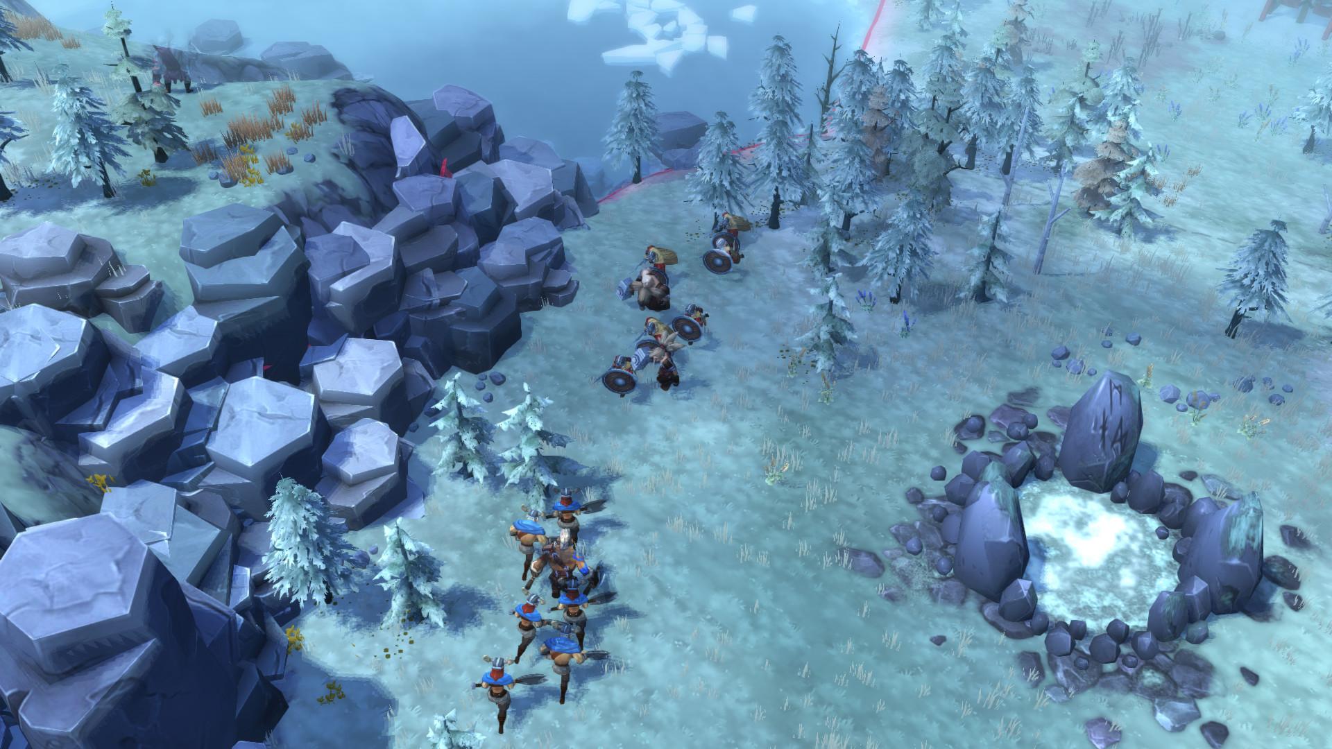سی دی کی اریجینال استیم بازی Northgard
