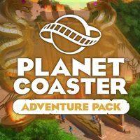 سی دی کی اریجینال استیم Planet Coaster - Adventure Pack