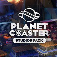 سی دی کی اریجینال استیم Planet Coaster - Studios Pack