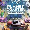 سی دی کی اریجینال استیم Planet Coaster - Vintage Pack