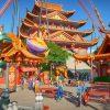 سی دی کی اریجینال استیم Planet Coaster - World's Fair Pack