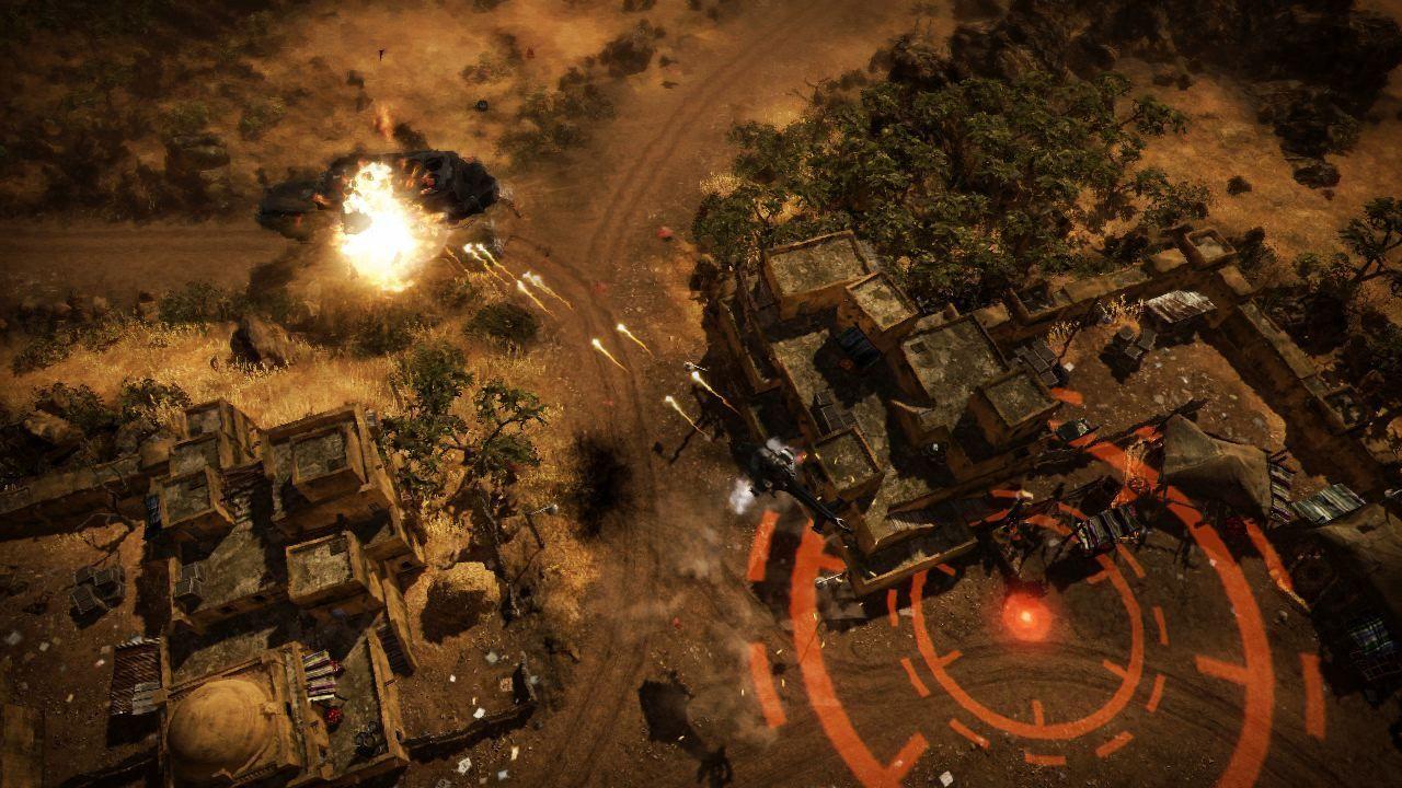 سی دی کی اریجینال استیم بازی Renegade Ops