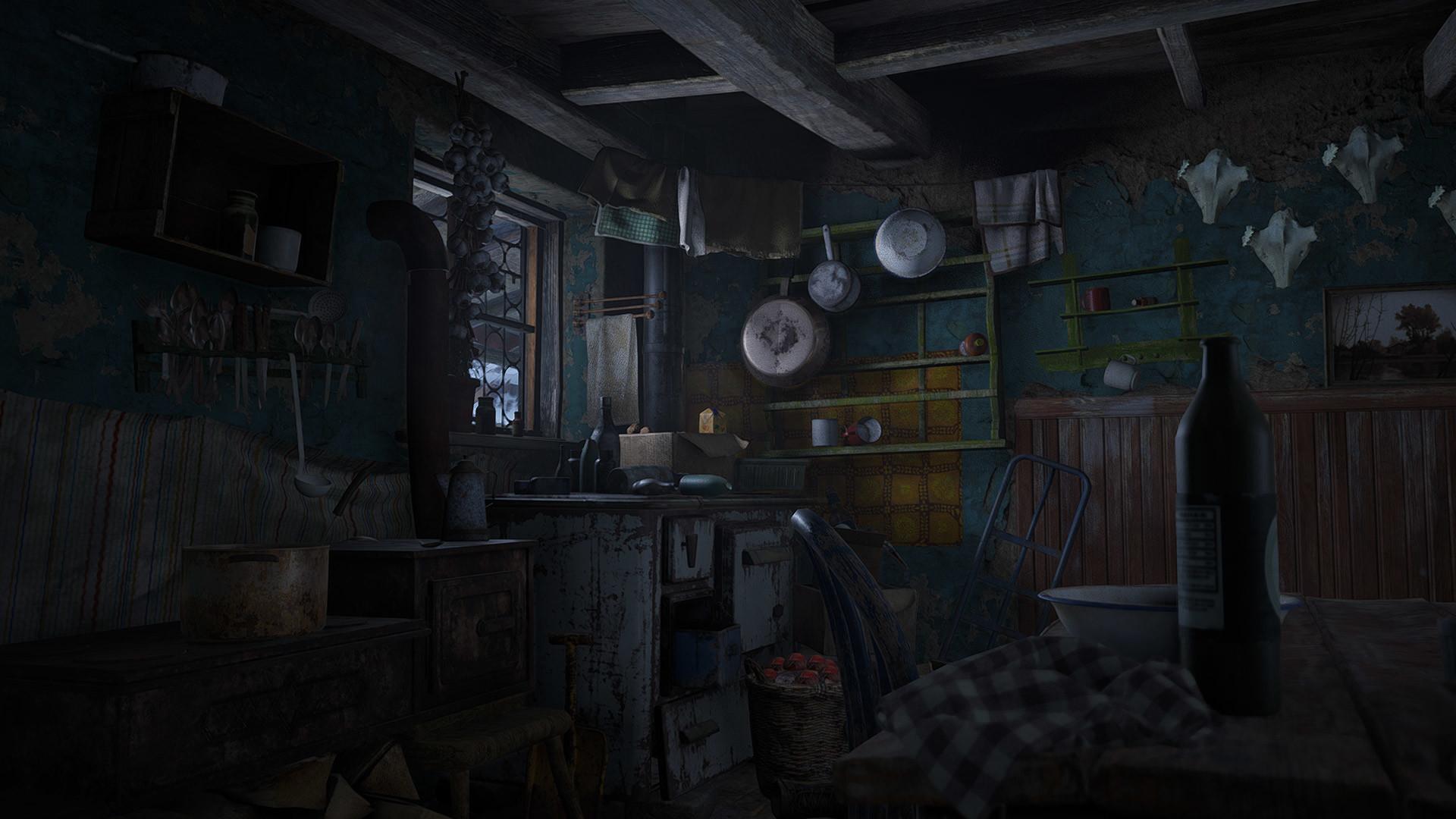 سی دی کی اریجینال استیم بازی Resident Evil Village