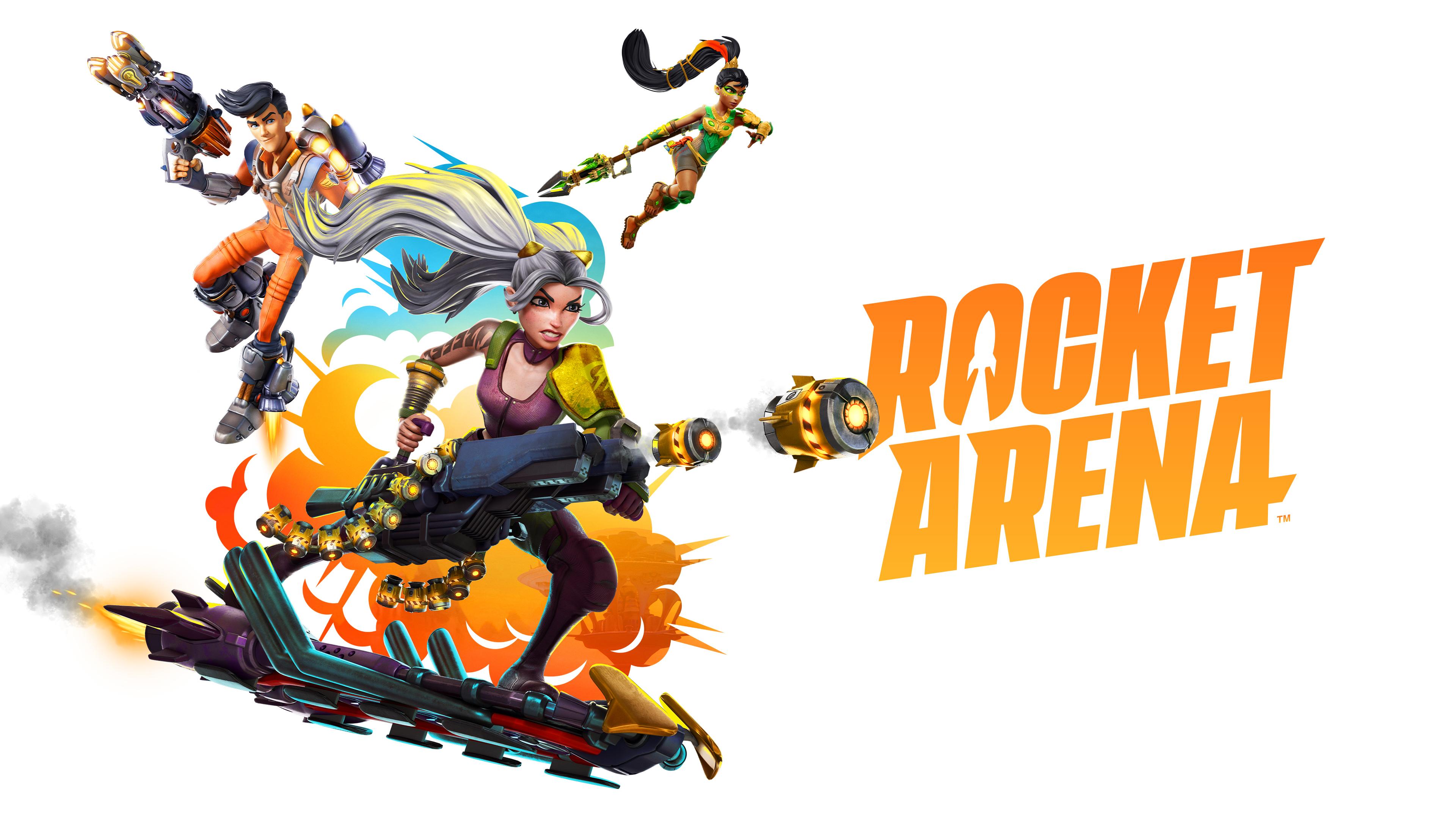 بازی Rocket Arena