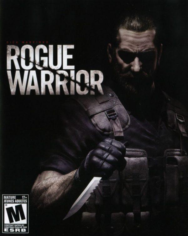 سی دی کی اریجینال استیم بازی Rogue Warrior