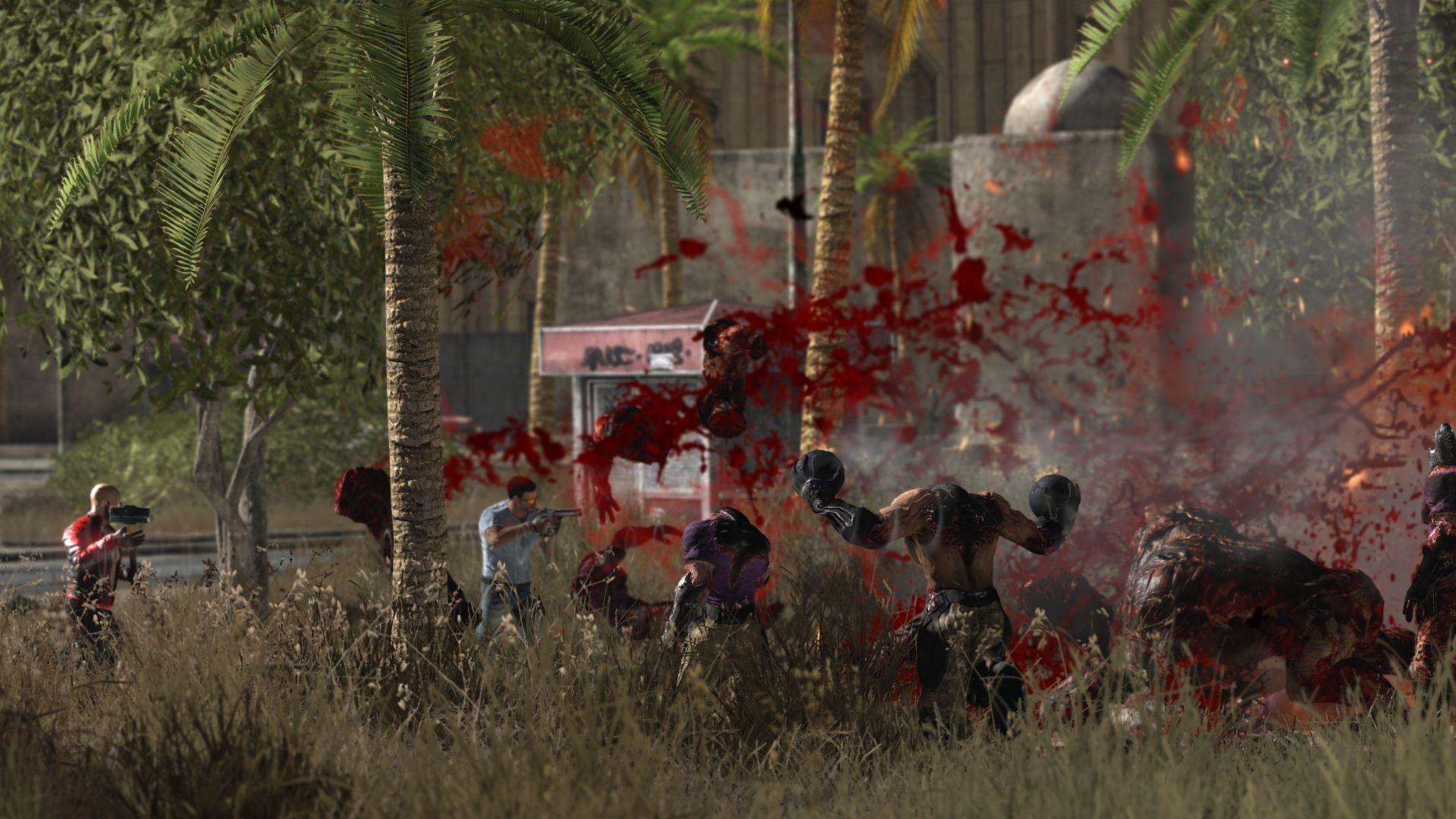 سی دی کی اریجینال استیم بازی Serious Sam 3: BFE