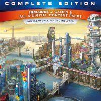 سی دی کی اریجینال Origin بازی SimCity - Complete Edition