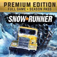 سی دی کی اریجینال بازی SnowRunner Premium Edition