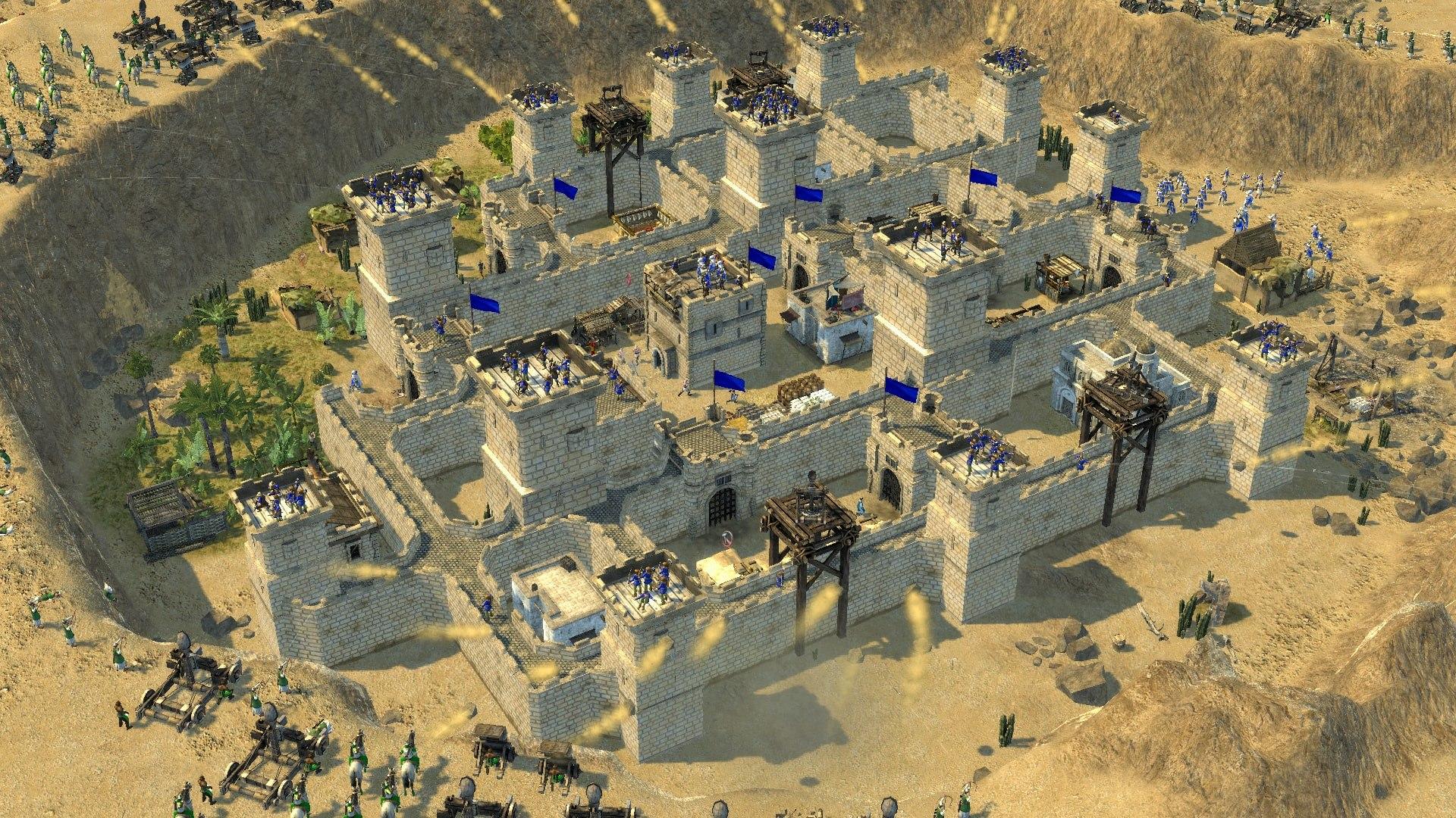سی دی کی اریجینال استیم بازی Stronghold: Crusader 2 - Special Edition