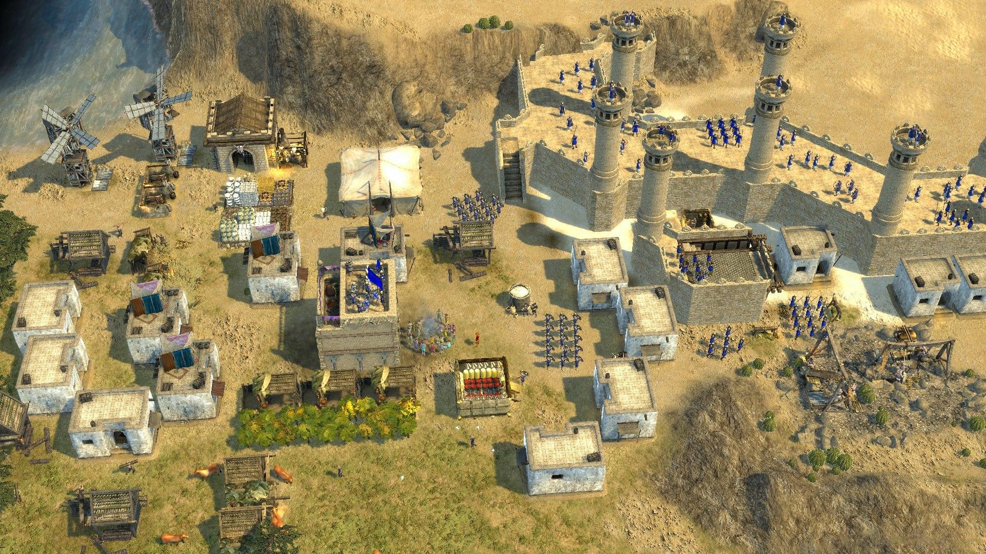 سی دی کی اریجینال استیم بازی Stronghold: Crusader 2 - Ultimate Edition