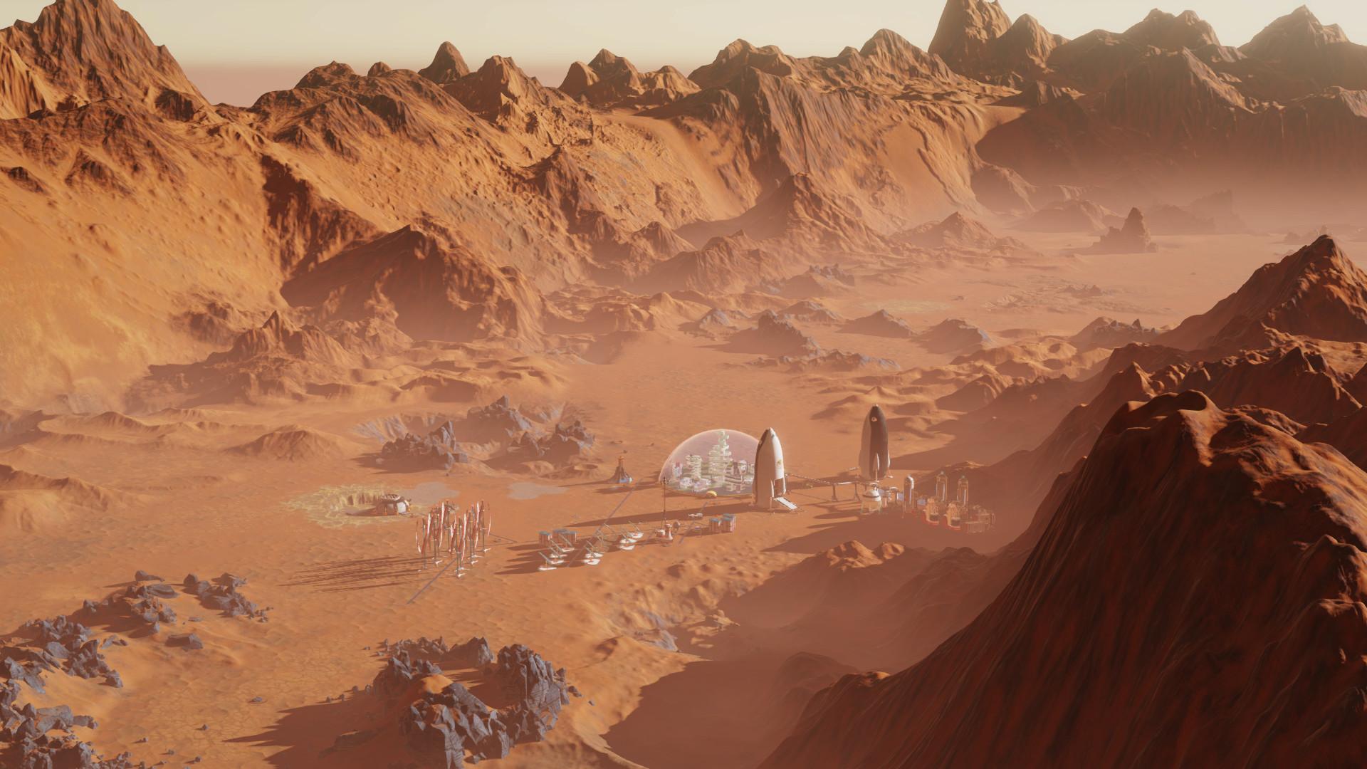 سی دی کی اریجینال استیم بازی Surviving Mars