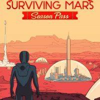 سی دی کی اریجینال استیم Surviving Mars - Season Pass