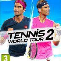 سی دی کی اریجینال استیم بازی Tennis World Tour 2