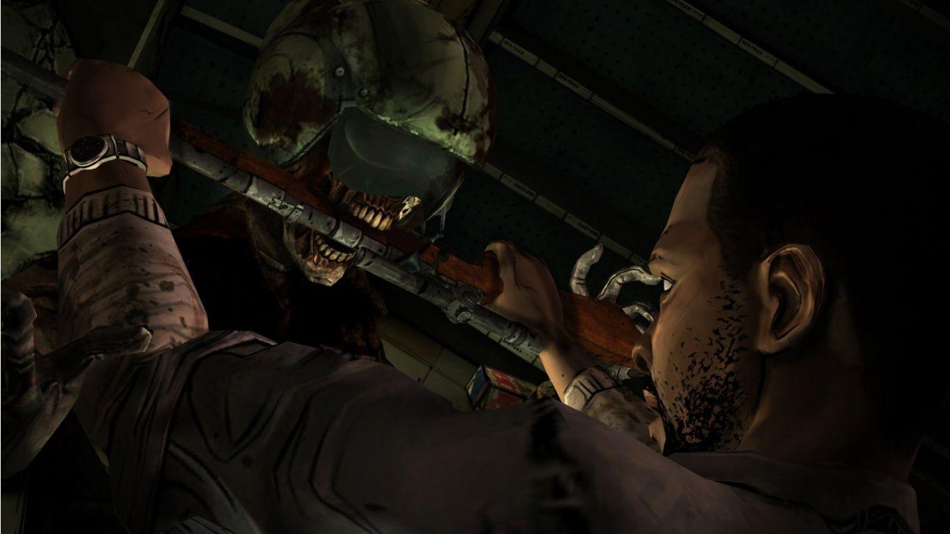 سی دی کی اریجینال استیم بازی The Walking Dead