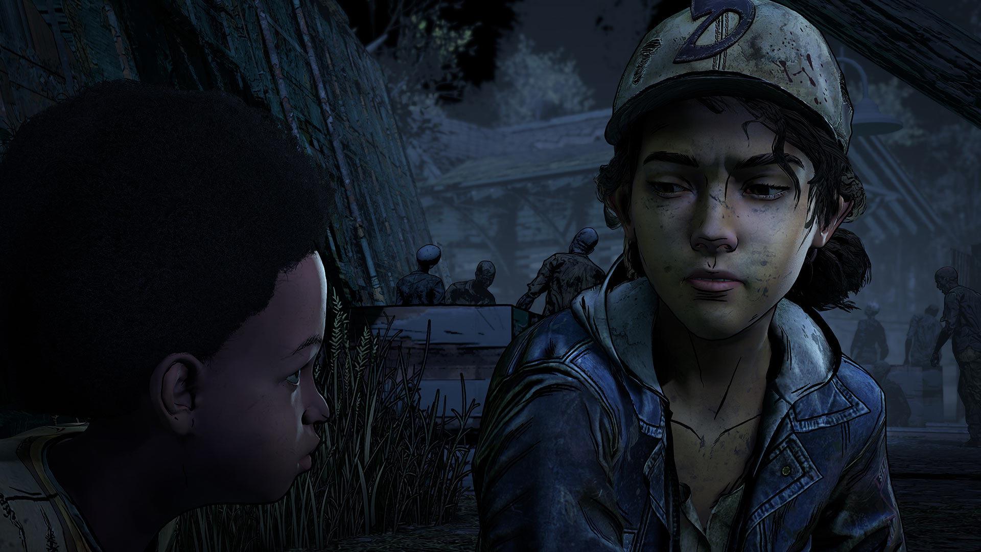سی دی کی اریجینال استیم بازی The Walking Dead: The Final Season