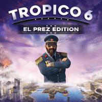 سی دی کی اریجینال استیم بازی Tropico 6 - El Prez Edition