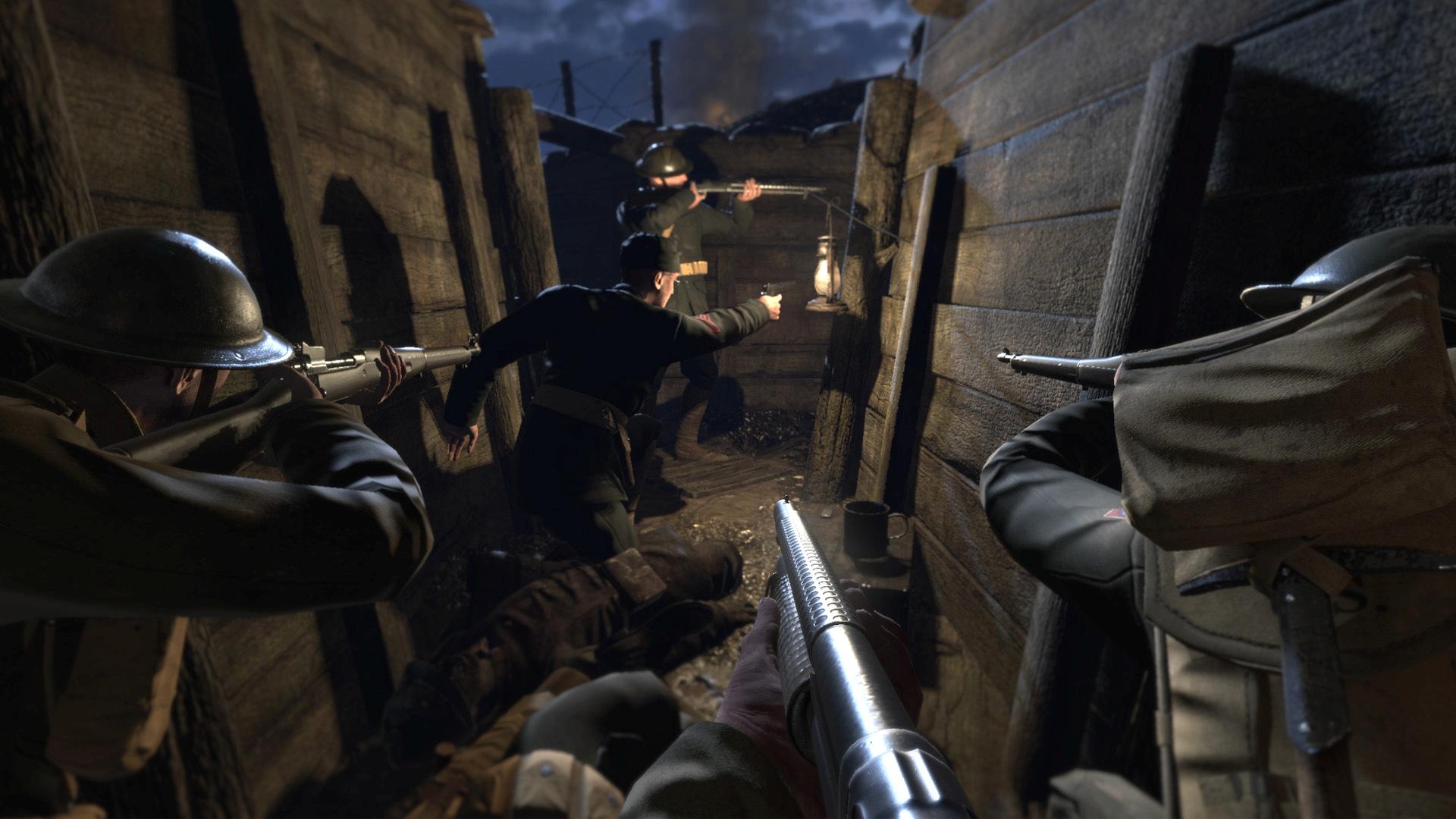 اکانت اریجینال استیم بازی Verdun | با ایمیل اکانت