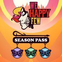 سی دی کی اریجینال استیم We Happy Few - Season Pass