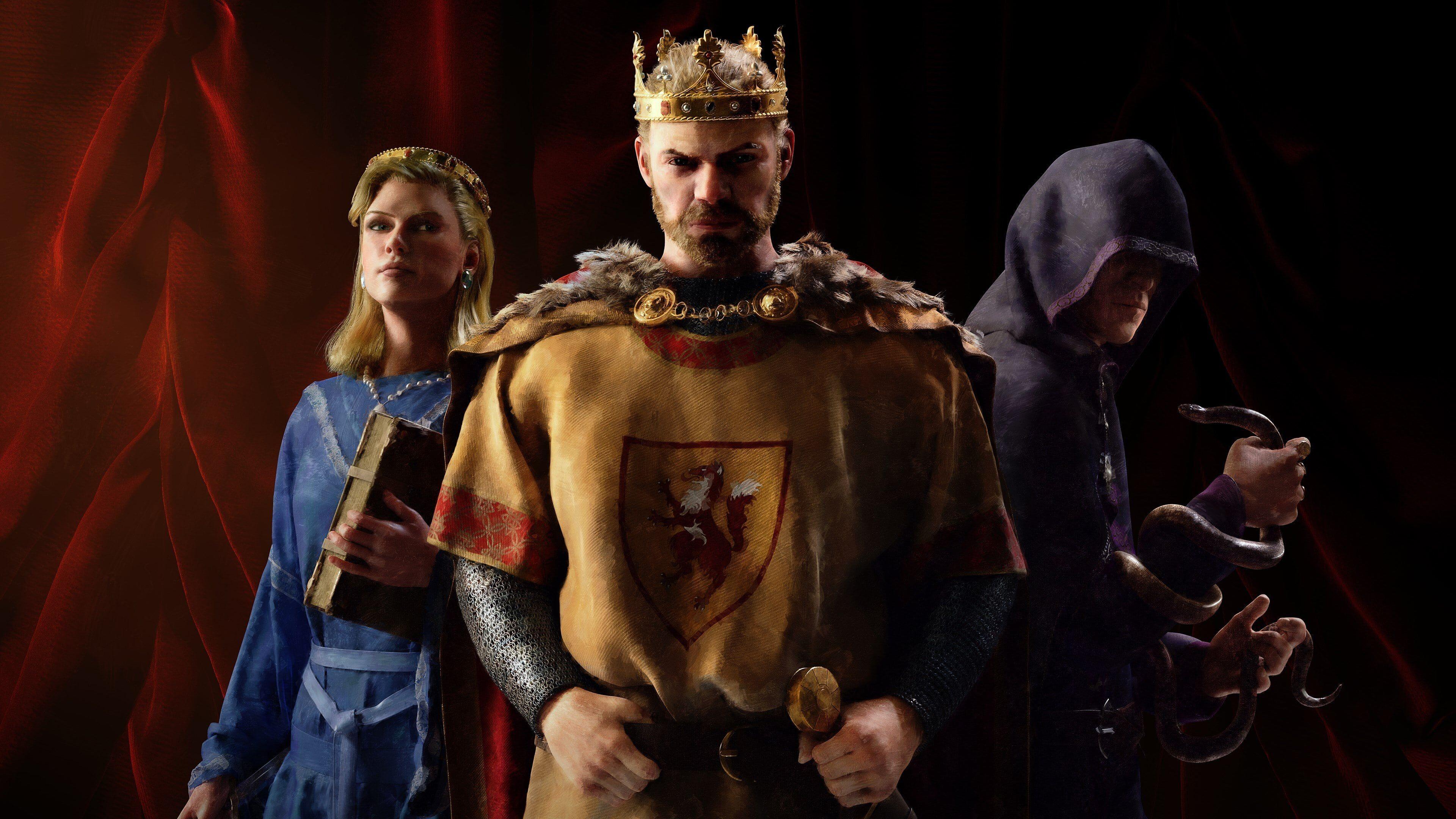 سی دی کی اریجینال استیم بازی Crusader Kings III