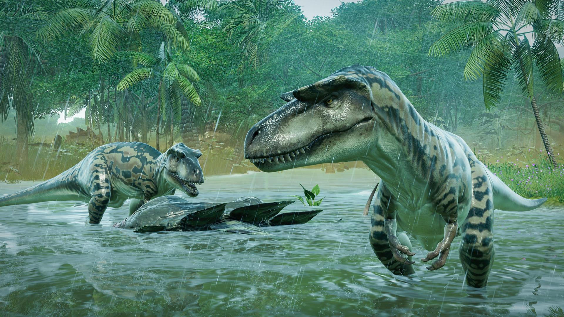 سی دی کی اریجینال استیم Jurassic World Evolution: Claire's Sanctuary