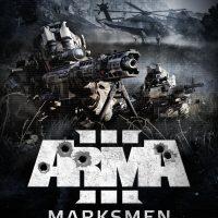 سی دی کی اریجینال استیم Arma 3: Marksmen