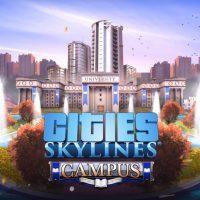 سی دی کی اریجینال استیم Cities: Skylines - Campus