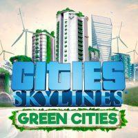 سی دی کی اریجینال استیم Cities: Skylines - Green Cities