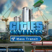 سی دی کی اریجینال استیم Cities: Skylines - Mass Transit