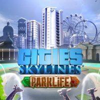 سی دی کی اریجینال استیم Cities: Skylines - Parklife