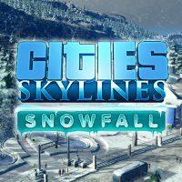 سی دی کی اریجینال استیم Cities: Skylines - Snowfall