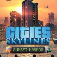 سی دی کی اریجینال استیم Cities: Skylines - Sunset Harbor