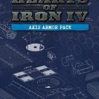 سی دی کی اریجینال استیم Hearts Of Iron IV - Axis Armor Pack