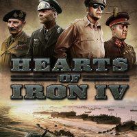 سی دی کی اریجینال استیم بازی Hearts Of Iron IV - Cadet Edition