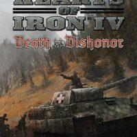 سی دی کی اریجینال استیم Hearts Of Iron IV: Death Or Dishonor