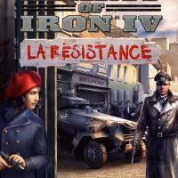 سی دی کی اریجینال استیم Hearts Of Iron IV: La Resistance