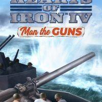 سی دی کی اریجینال استیم Hearts Of Iron IV: Man The Guns