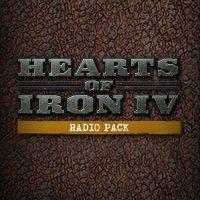 سی دی کی اریجینال استیم Hearts Of Iron IV - Radio Pack