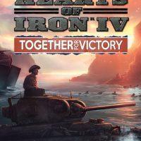 سی دی کی اریجینال استیم Hearts Of Iron IV: Together For Victory
