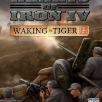 سی دی کی اریجینال استیم Hearts Of Iron IV: Waking The Tiger