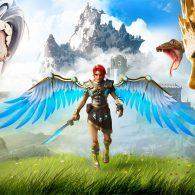 تریلر گیم پلی جزیره آغازین بازی Immortals Fenyx Rising