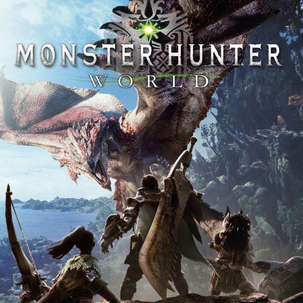 سی دی کی اریجینال استیم بازی Monster Hunter World