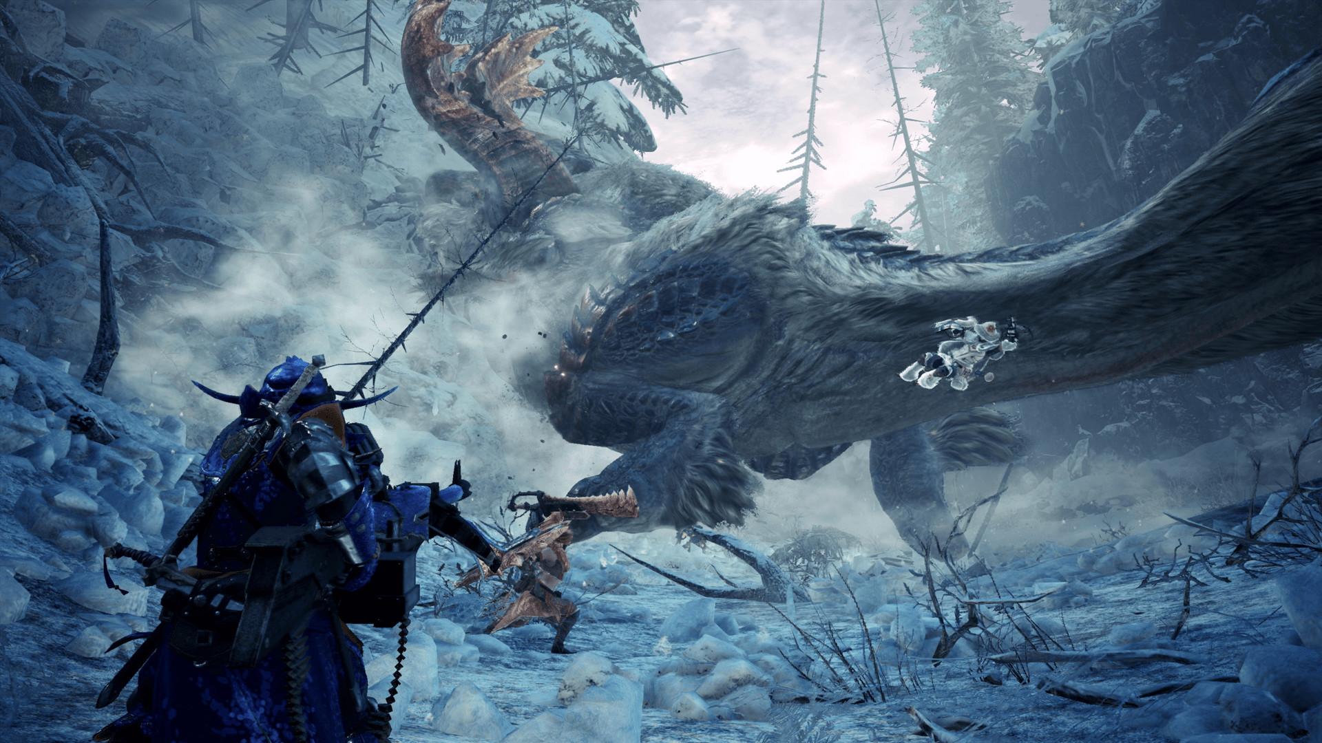 سی دی کی اریجینال استیم Monster Hunter: World - Iceborne