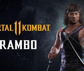 تریلر گیم پلی رامبو بازی Mortal Kombat 11 Ultimate