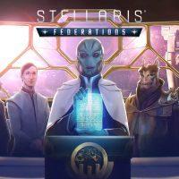 سی دی کی اریجینال استیم Stellaris: Federations