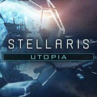 سی دی کی اریجینال استیم Stellaris: Utopia
