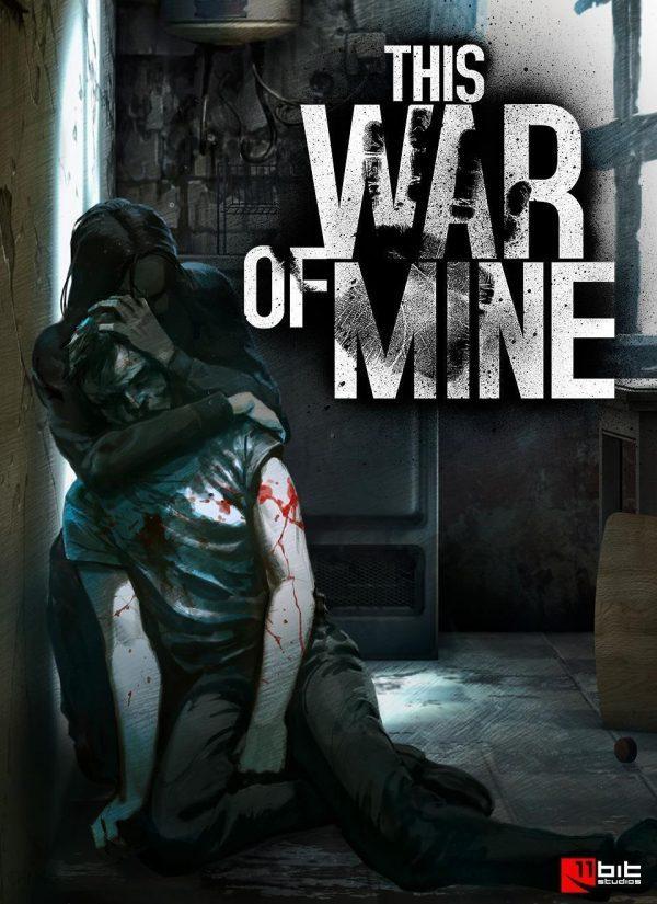 سی دی کی اریجینال استیم بازی This War Of Mine